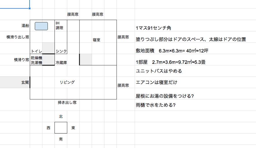 01 家の計画